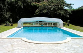 Abri bas piscine - Devis sur Techni-Contact.com - 3