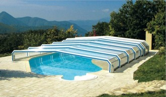 Abri bas piscine - Devis sur Techni-Contact.com - 4