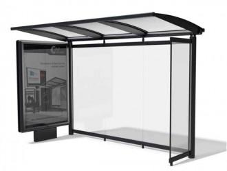 Abri bus en métal - Devis sur Techni-Contact.com - 1