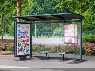 Abri bus en métal - Devis sur Techni-Contact.com - 2