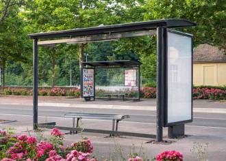 Abri bus en métal - Devis sur Techni-Contact.com - 4