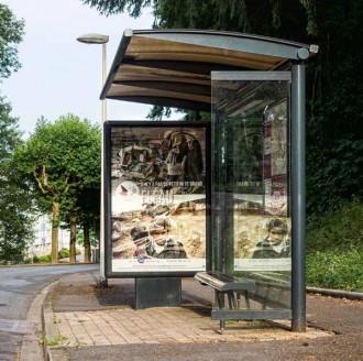 Abri bus en métal - Devis sur Techni-Contact.com - 5