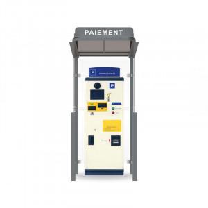 Abri caisse parking - Devis sur Techni-Contact.com - 2