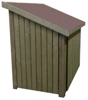Abri conteneur en bois - Devis sur Techni-Contact.com - 3