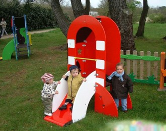 Abri d'extérieur pour enfants - Devis sur Techni-Contact.com - 2