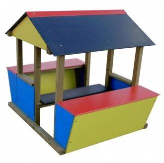 Abri d'extérieur pour enfants - Devis sur Techni-Contact.com - 6