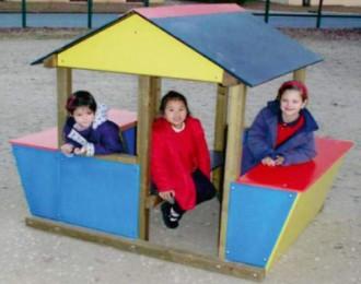 Abri d'extérieur pour enfants - Devis sur Techni-Contact.com - 7