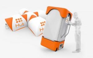 Abri autonome gonflable tout en un - Devis sur Techni-Contact.com - 3