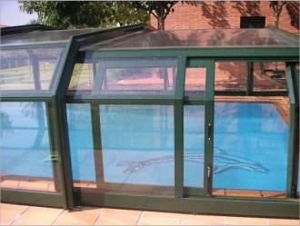 Abri piscine mi-haut - Devis sur Techni-Contact.com - 3