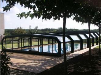Abri piscine mi-haut - Devis sur Techni-Contact.com - 4