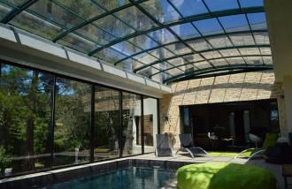 Abri piscine pour toiture - Devis sur Techni-Contact.com - 1