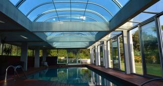 Abri piscine pour toiture - Devis sur Techni-Contact.com - 4