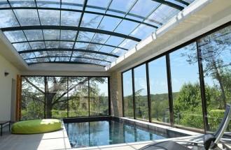 Abri piscine pour toiture - Devis sur Techni-Contact.com - 6