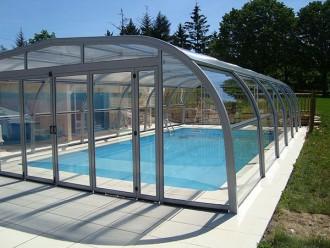 Abri pour piscine haut fixe - Devis sur Techni-Contact.com - 11