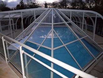 Abri pour piscine haut fixe - Devis sur Techni-Contact.com - 12