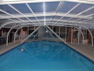 Abri pour piscine haut fixe - Devis sur Techni-Contact.com - 13