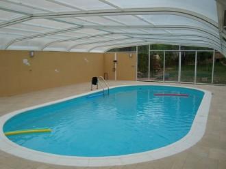 Abri pour piscine haut fixe - Devis sur Techni-Contact.com - 14