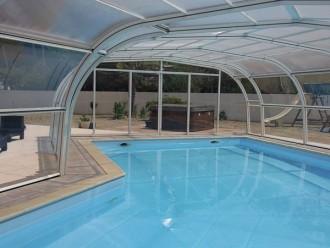 Abri pour piscine haut fixe - Devis sur Techni-Contact.com - 15