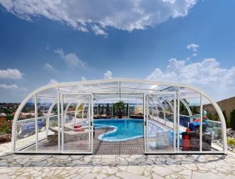 Abri pour piscine haut fixe - Devis sur Techni-Contact.com - 16