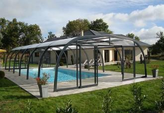 Abri pour piscine haut fixe - Devis sur Techni-Contact.com - 3