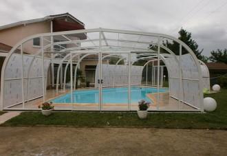 Abri pour piscine haut fixe - Devis sur Techni-Contact.com - 6