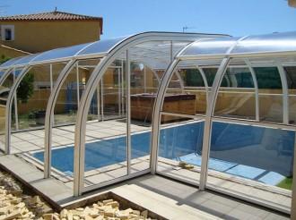 Abri pour piscine haut fixe - Devis sur Techni-Contact.com - 9