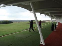 Abri pour practice de golf - Devis sur Techni-Contact.com - 1
