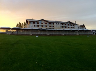 Abri pour practice de golf - Devis sur Techni-Contact.com - 2