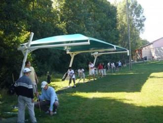 Abri pour practice de golf - Devis sur Techni-Contact.com - 3