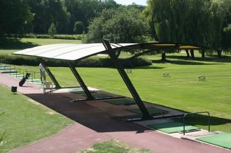 Abri practice golf - Devis sur Techni-Contact.com - 3
