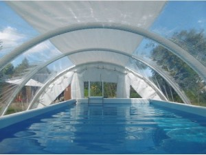 Abri rétractable piscine - Devis sur Techni-Contact.com - 6