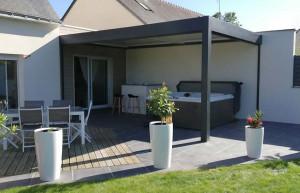 Abri spa gonflable - Devis sur Techni-Contact.com - 2