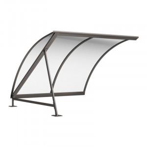 Abri vélo demi lune - Devis sur Techni-Contact.com - 2