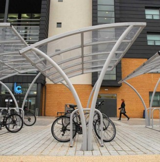 Abri vélos modulaire - Devis sur Techni-Contact.com - 3