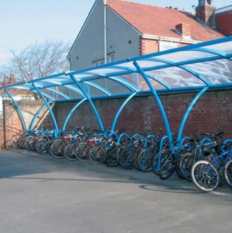 Abri vélos modulaire - Devis sur Techni-Contact.com - 4