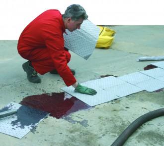 Absorbant industriel hydrocarbure - Devis sur Techni-Contact.com - 2