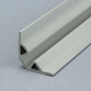Profilé de finition femelle en PVC  - Devis sur Techni-Contact.com - 1