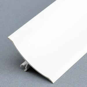 Profilé de finition mâle PVC  - Devis sur Techni-Contact.com - 1