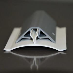 Profilé de finition mâle PVC  - Devis sur Techni-Contact.com - 2