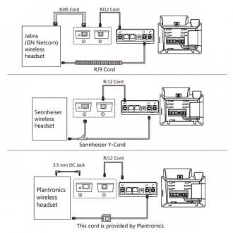 Adaptateur Yealink EHS36 - Devis sur Techni-Contact.com - 3