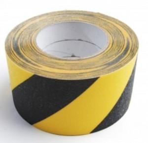 Adhésif réfléchissant jaune et noir - Devis sur Techni-Contact.com - 2
