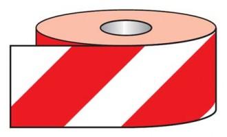 Adhésif réfléchissant rouge et blanc - Devis sur Techni-Contact.com - 1