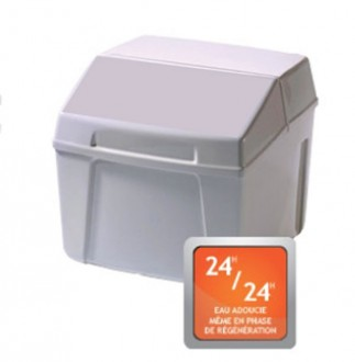 Adoucisseur monobloc blanc professionnel - Devis sur Techni-Contact.com - 1