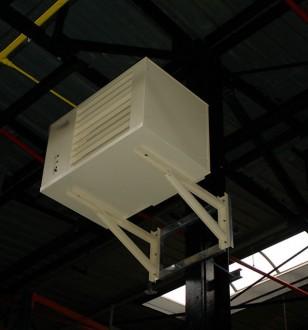 Aérotherme gaz modulant - Devis sur Techni-Contact.com - 1