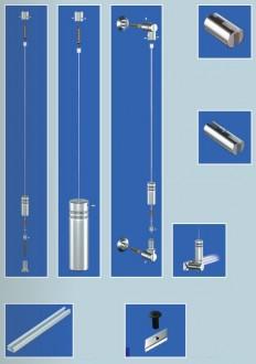 Affichage sur câble - Devis sur Techni-Contact.com - 1