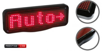 Afficheur LED texte - Devis sur Techni-Contact.com - 1