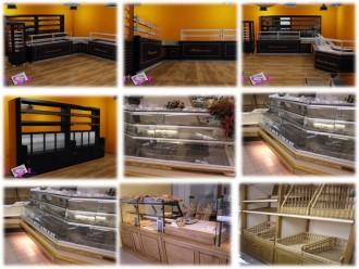Agencement boulangerie patisserie sur mesure - Devis sur Techni-Contact.com - 1