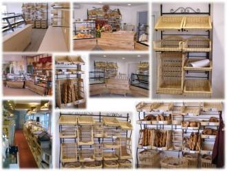 Agencement boutique boulangerie - Devis sur Techni-Contact.com - 1