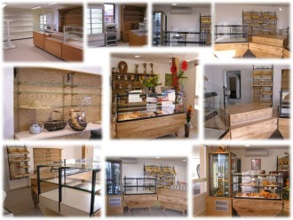 Agencement boutique boulangerie - Devis sur Techni-Contact.com - 2