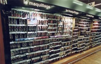 Agencement d'un linéaire parfumerie - Devis sur Techni-Contact.com - 1